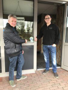 PGSA Sint Anthonis BTBu't Hapje Wanroij